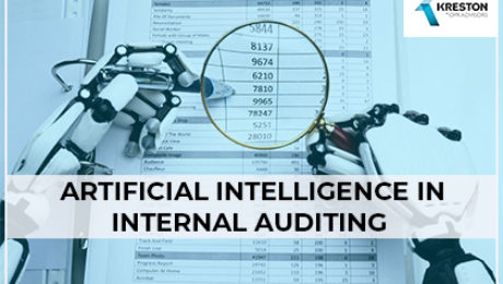 Artificial Intelligence in Internal Auditing