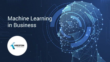 Businesses Use Automation And Machine Learning
